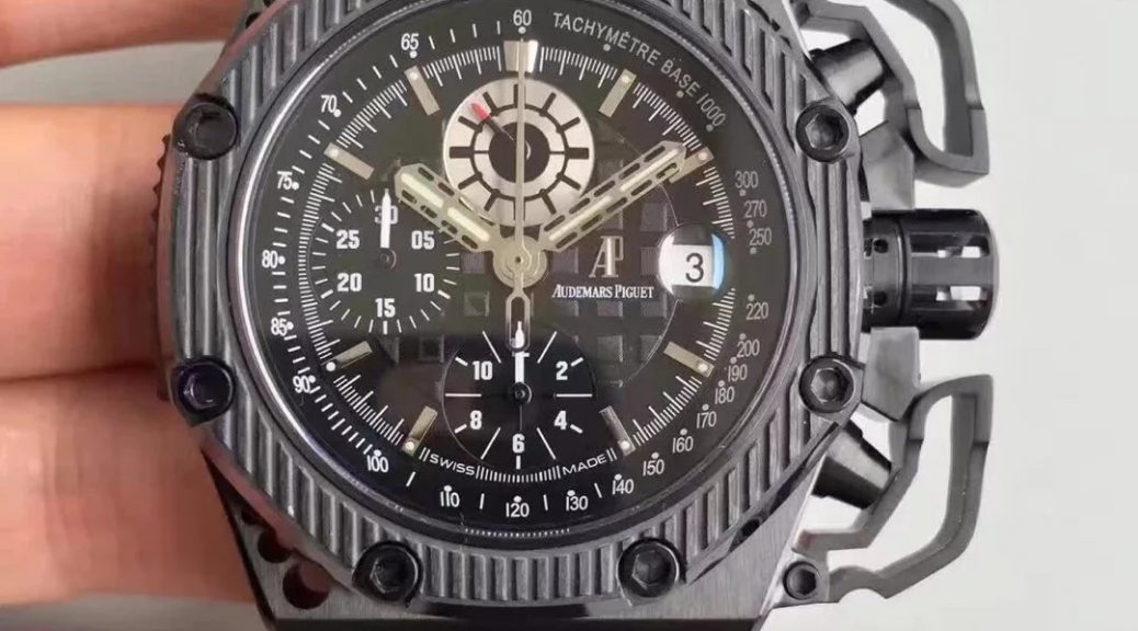 NOOB厂v2- AP Royal Oak Offshore 黑面缩略图