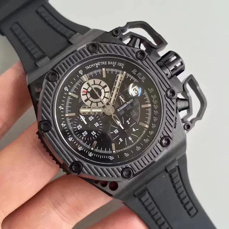 NOOB厂v2- AP Royal Oak Offshore 黑面插图2