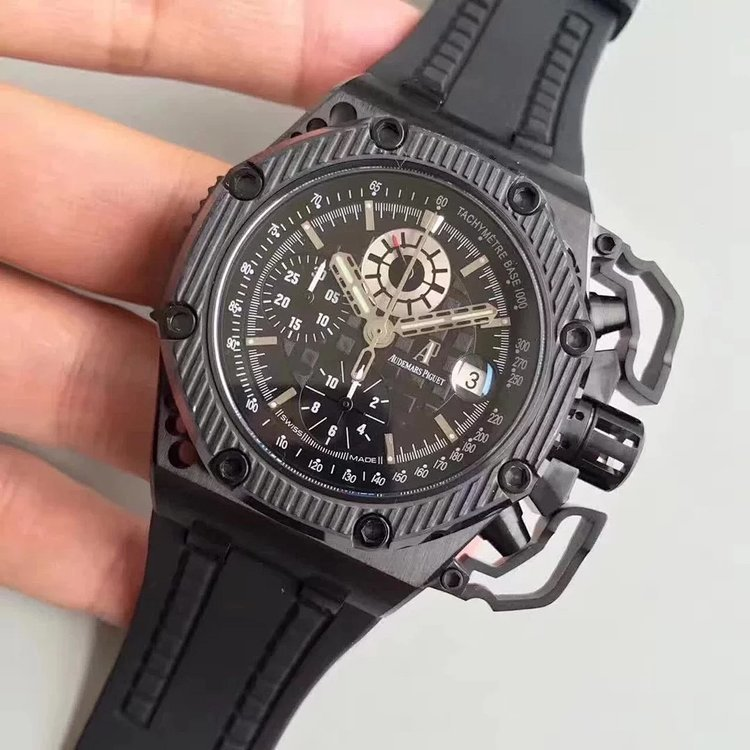 NOOB厂v2- AP Royal Oak Offshore 黑面插图1